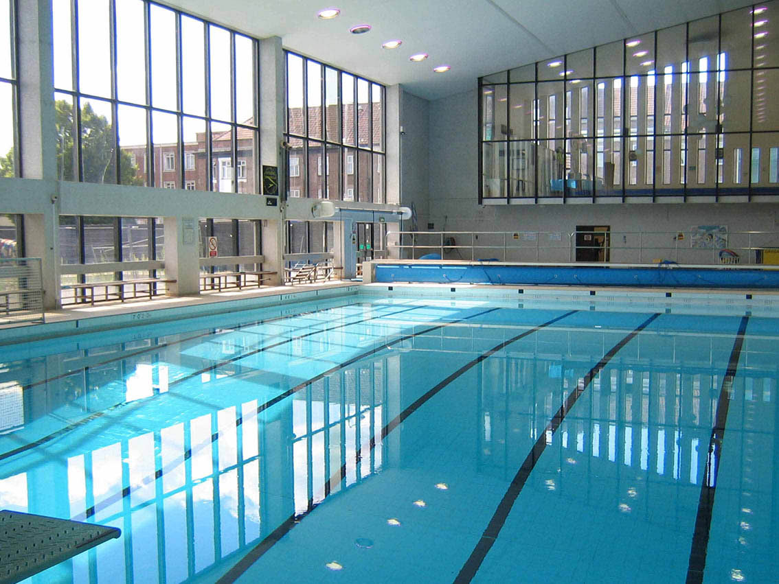 Fullwell Cross Leisure Centre Refurbishment