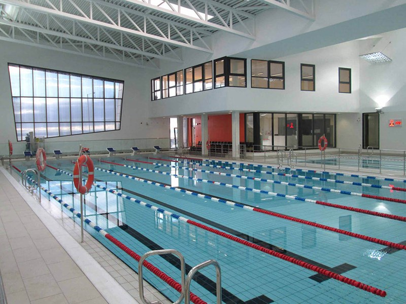 Kirkcaldy Leisure Centre Fife