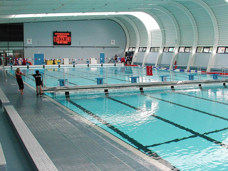 Loughborough university - Loughborough university swimming pool ...